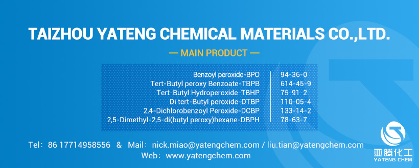 TAIZHOU YATENG CHEMICAL MATERIALS CO.,LTD.