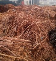 Copper Wire Scrap 99.9%max , 99.78%min